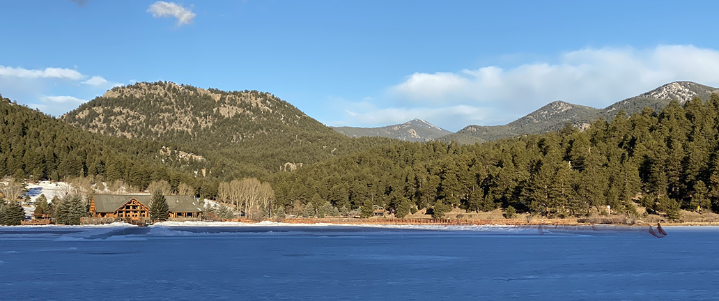 Evergreen Lake Colorado