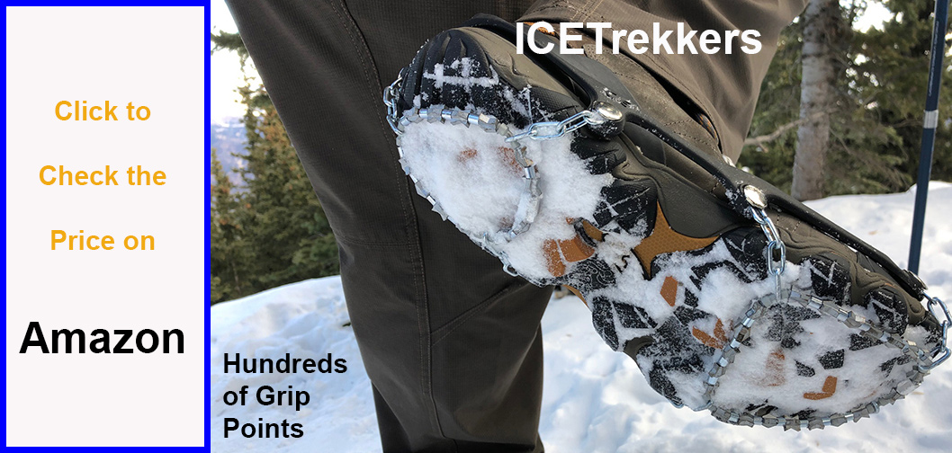 ICETrekkers at Amazon