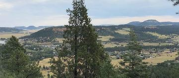 Mount Herman Loop Trail