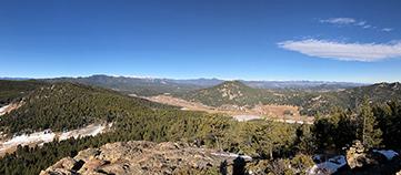 Legault Mountain Trail