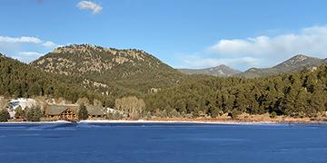 Evergreen Lake Colorado
