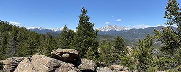 Button Rock Mountain Loop