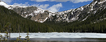 Timberline Lake Trail