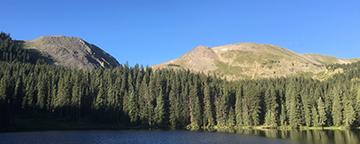 Latir Lakes to Latir Peak Trail