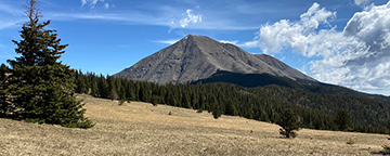 West Spanish Peak Trail