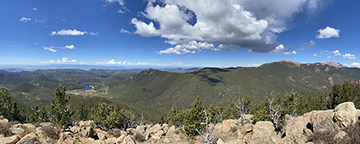 Mount Rosa Trail