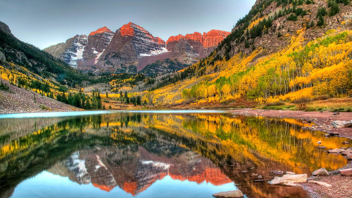 Maroon Bells Wilderness Area