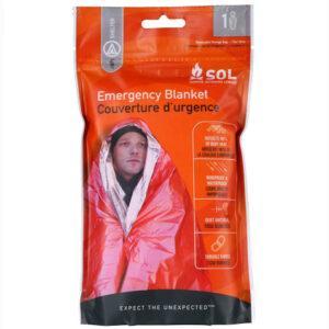 SOL Survival Emergency Blanket