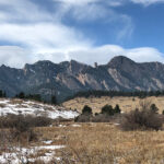 Hiking Trails in Colorado Homestead and Mesa Trail