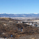 Hiking Trails in Colorado Ridgeline Open Space Loop