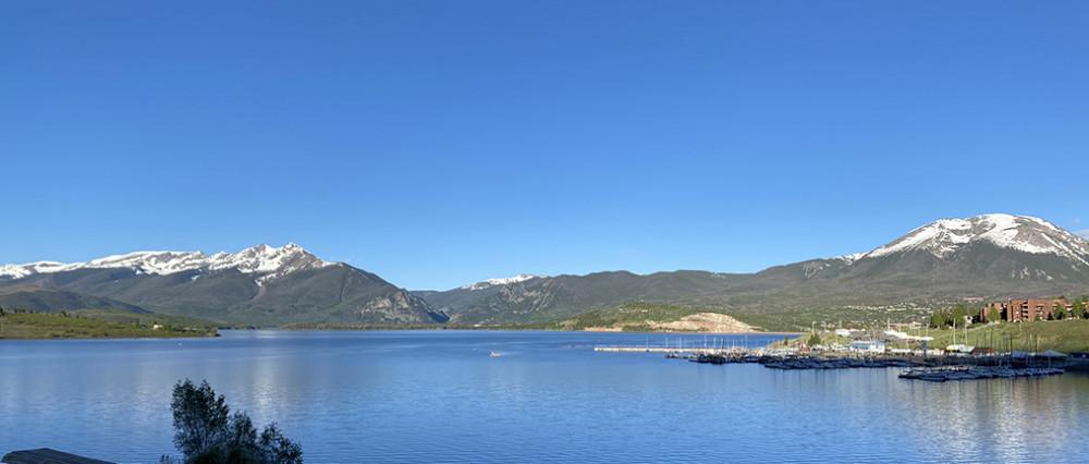 Dillon Reservoir | Silverthorne Colorado