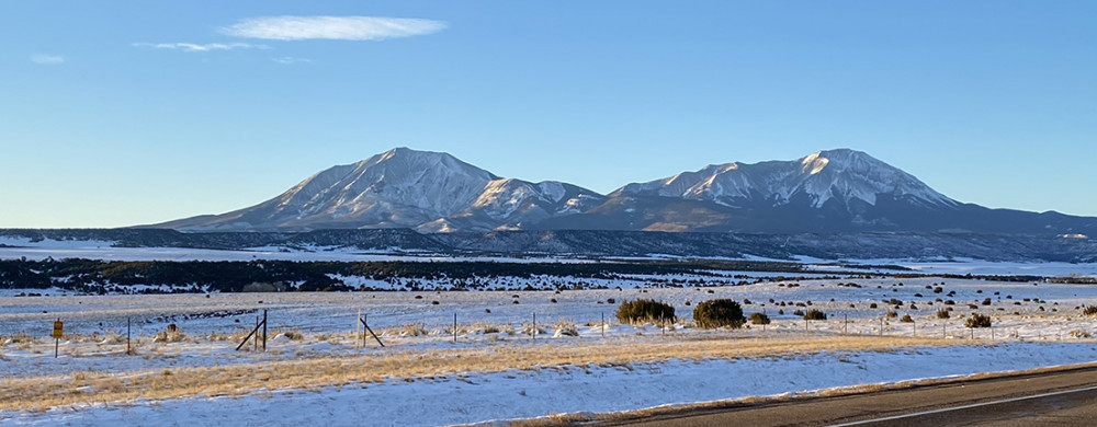 Drive to the Great Sand Dunes National Park