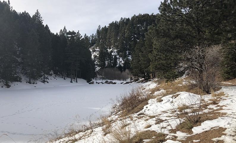 Hiking Trails in Colorado | Chautauqua Mountain Trail