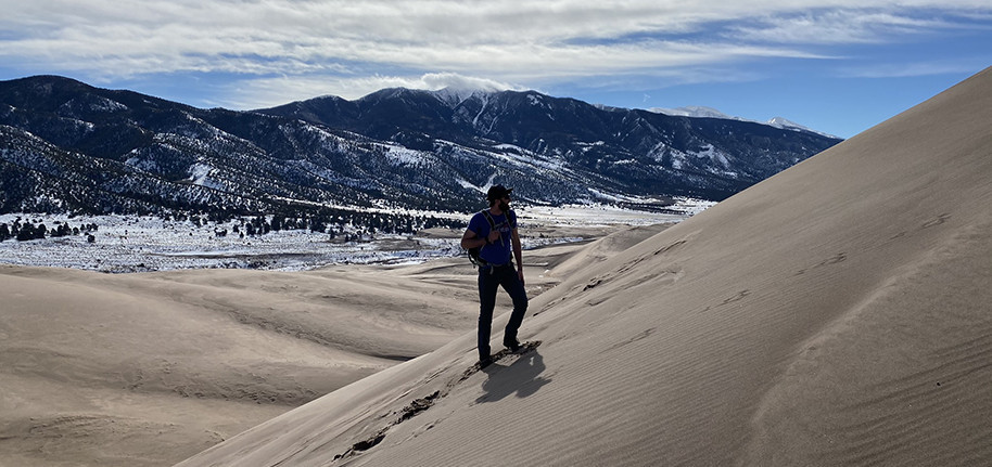 Hiking Trails in Colorado | Great Sand Dunes National Park, Colorado