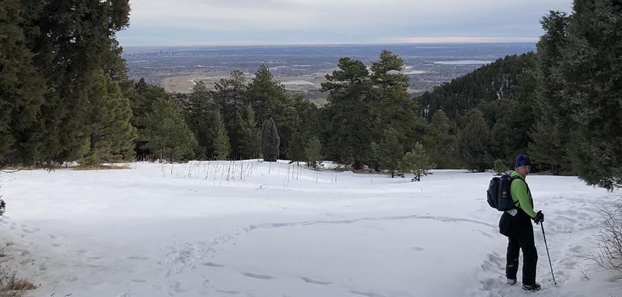 Hiking Trails in Colorado | Mount Falcon | Be Prepared