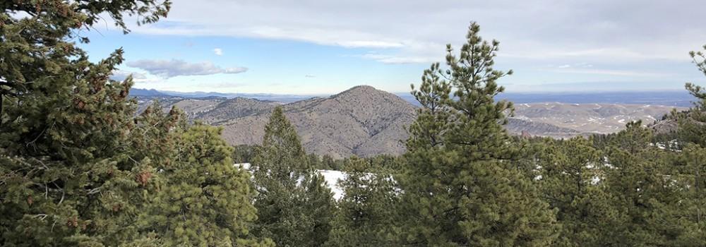 Hiking Trails in Colorado | Mount Falcon