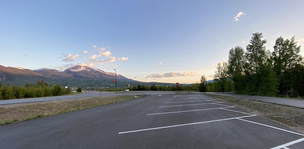 Lakeshore Perimeter Trailhead Frisco Colorado