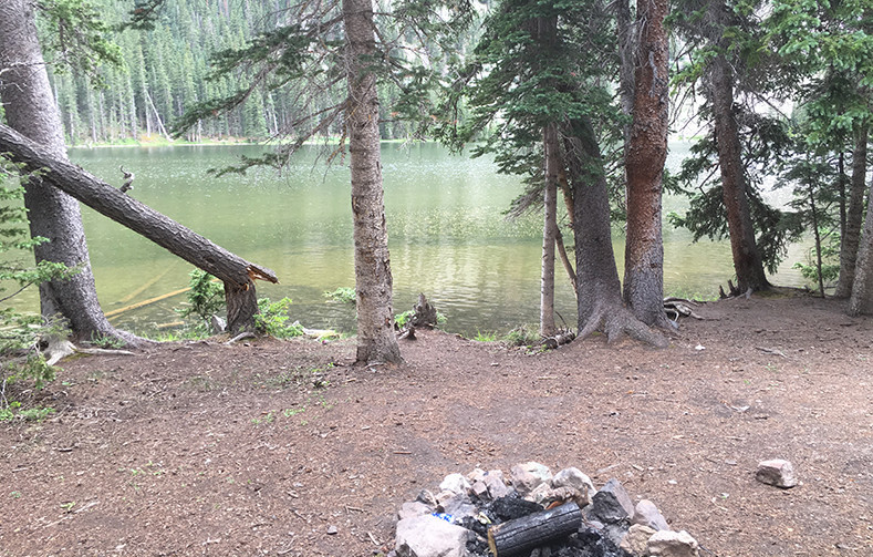 Latir Lake Campground