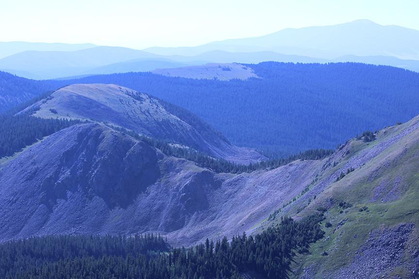 Latir Peak