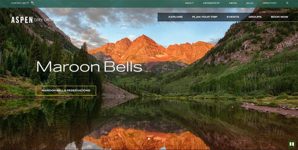 Maroon Bells Wilderness Area Reservations