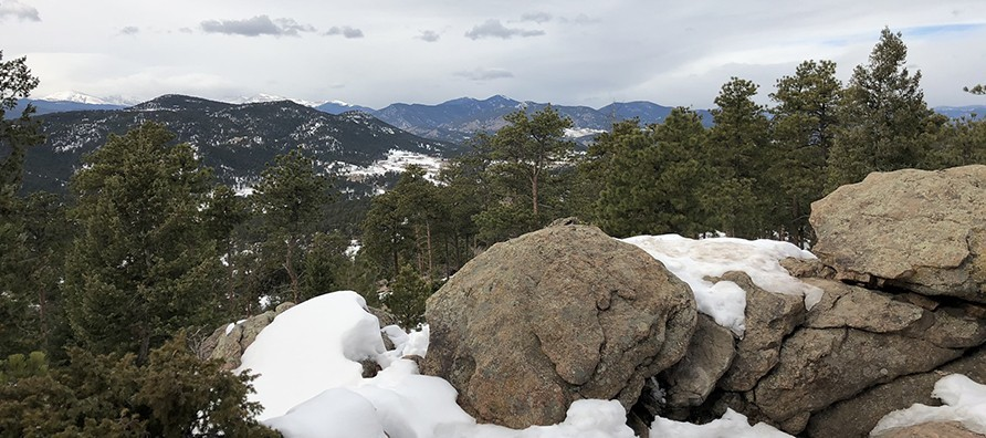 Mount Falcon Looking West