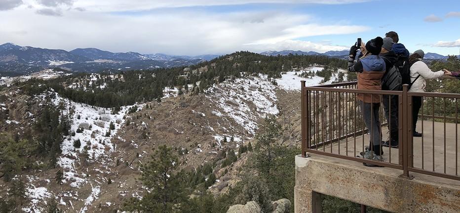Mount Falcon Lookouts