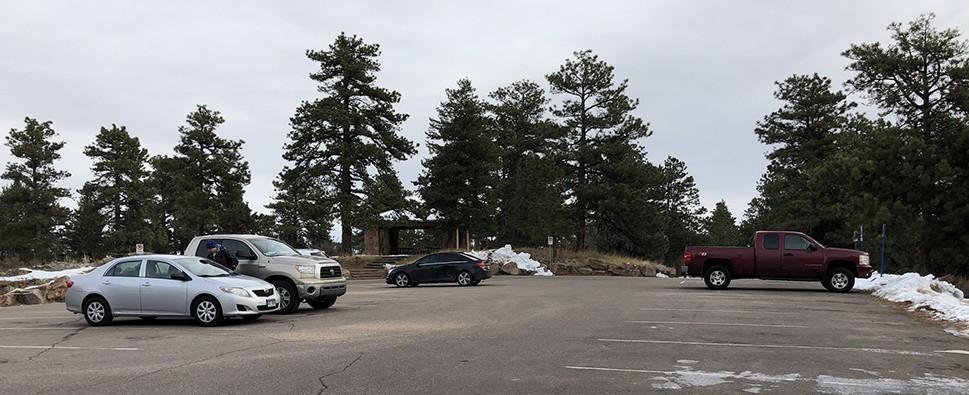 Mount Falcon Trailhead