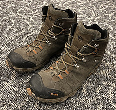 Oboz Bridger Mid B-Dry Waterproof Hiking Boots