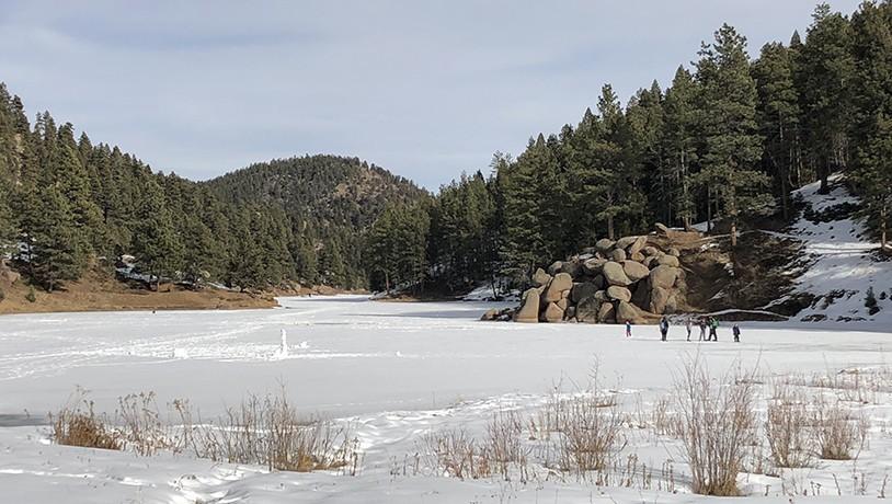 Palmer Lake Reservoir
