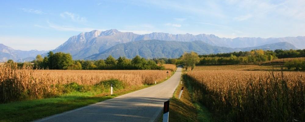 Scenic Mountain Drive