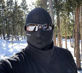 Seirus Ultra Clava Face Mask