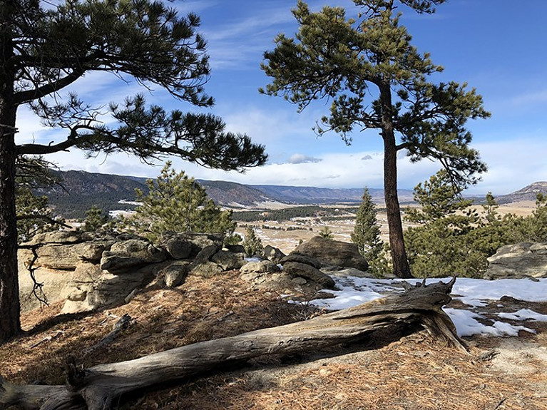 Spruce Mountain Trail | One of My Favorite Views