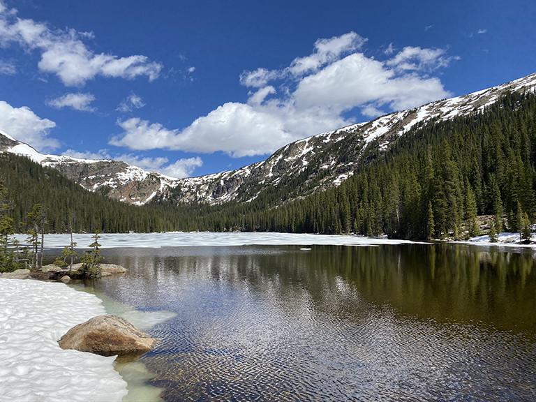 Timberline Lake | Leadville Colorado