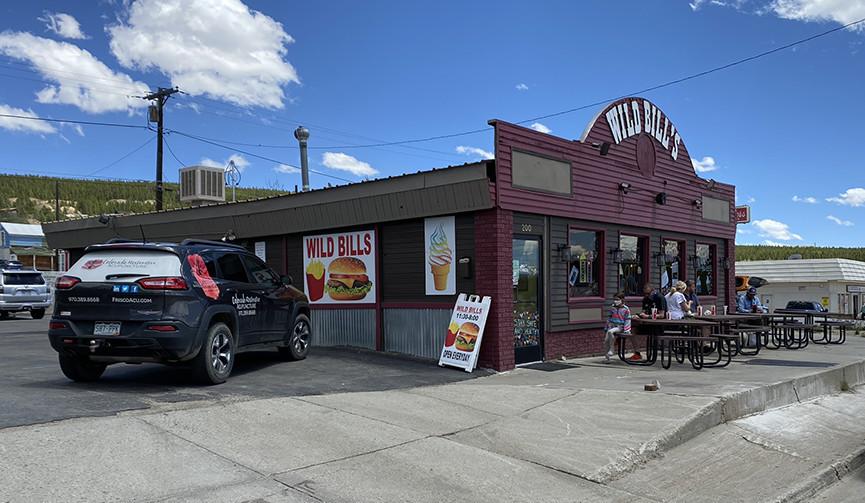 Wild Bill's Restaurant in Leadville Colorado